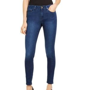 Michael Kors skinny jeans.